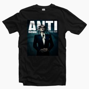 Anti Rihanna Tour T Shirt