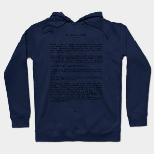 Becoming Real - Inspirational Quote from the Velveteen Rabbit Hoodie
