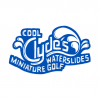 Cool Clyde's Waterslide BLUE T Shirt