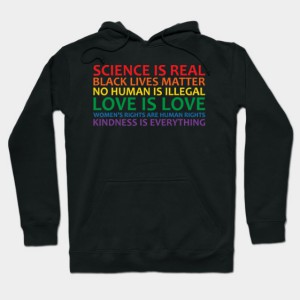 Human Rights & World Truths Hoodie