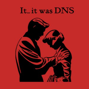 It...it was DNS (dark design) Hoodie