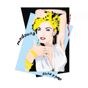 Madonna Licensed T Shirt