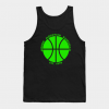 Moron Mountain Basketball Tank top
