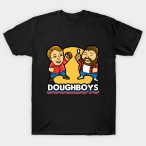 Doughboys 2018 Logo T Shirt