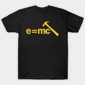E=MC HAMMER T Shirt