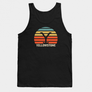 Vintage Yellowstone National Tank top