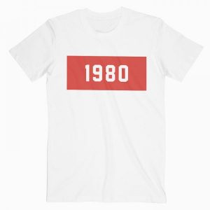 1980 Unisex T Shirt