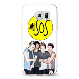 5 sos Design Cases iPhone, iPod, Samsung Galaxy