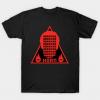 Abraxas Horn Fire Logo T Shirt