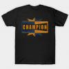 CHAMPION UNISEX T Shirt