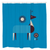Ciervo Deer Shower Curtain