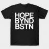 Hope Beyond Boston T Shirt