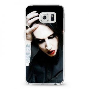 Marilyn Manson Design Cases iPhone, iPod, Samsung Galaxy