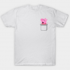 PEPPA! What are you doing in my pocket T Shirt