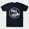 Phil Gammage Quartet - PG4 (light on dark) T Shirt