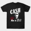 The Original Man in Black T Shirt