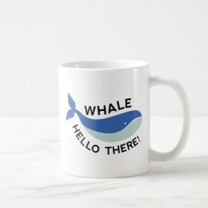 Whale Hello There! Ceramic Mug