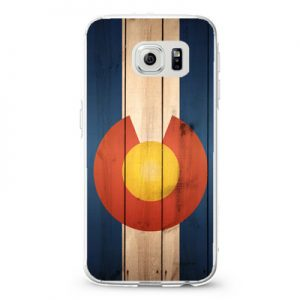 Wood colorado state flag Design Cases iPhone, iPod, Samsung Galaxy