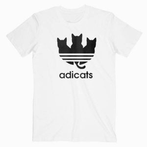 Adicats Parody T Shirt