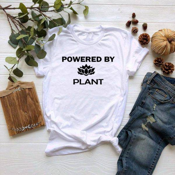 Powered By Plant T Shirt