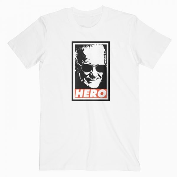 Stan Lee Hero T Shirt