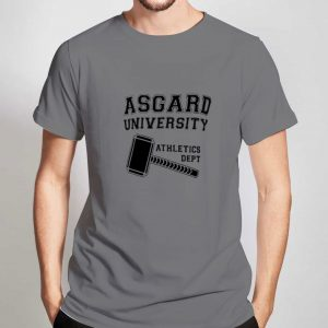 Asgard-University-T-Shirt-For-Women-And-Men-Size-S-3XL