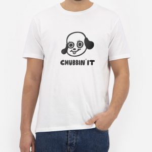 Chubbin'-It-T-Shirt-For-Women-And-Men-Size-S-3XL