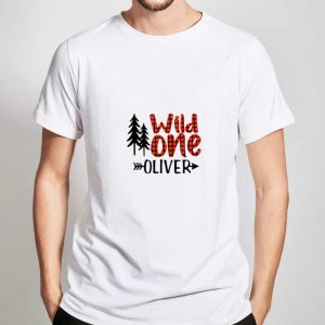 Wild-One-Oliver-T-Shirt-For-Women-And-Men-Size-S-3XL
