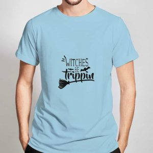 Witches-Be-Trippin-T-Shirt-For-Women-And-Men-Size-S-3XL