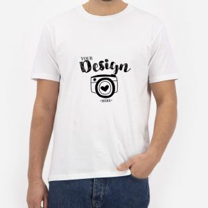 Your-Design-Here-T-Shirt-For-Women-And-Men-Size-S-3XL