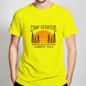 Camp-Redwood-Summer-1984-T-Shirt-For-Women-And-Men-Size-S-3XL