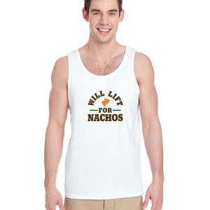Will-Lift-For-Nachos-Tank-Top